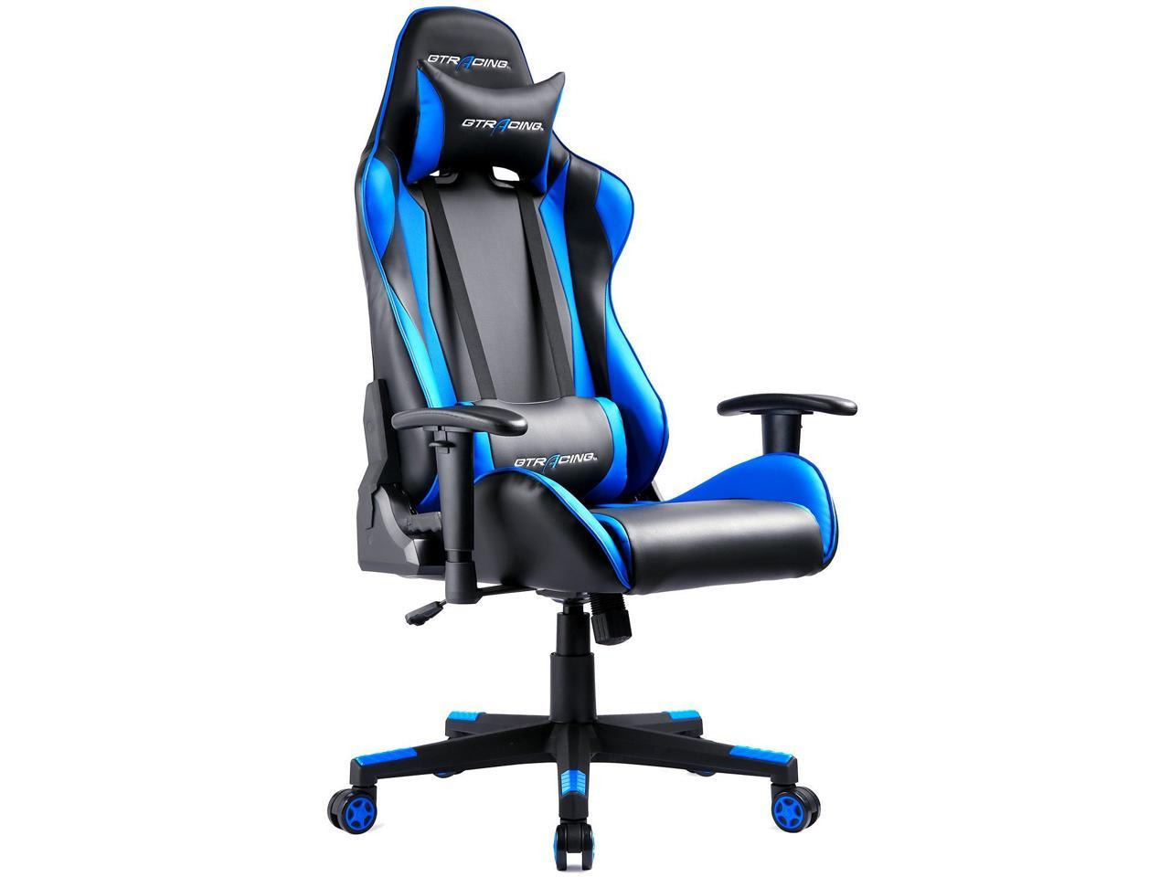 Gtracing Ergonomic Office Chair Racing Chair Stealthmachines